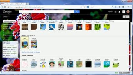 Gmail : Le labo et les thémes