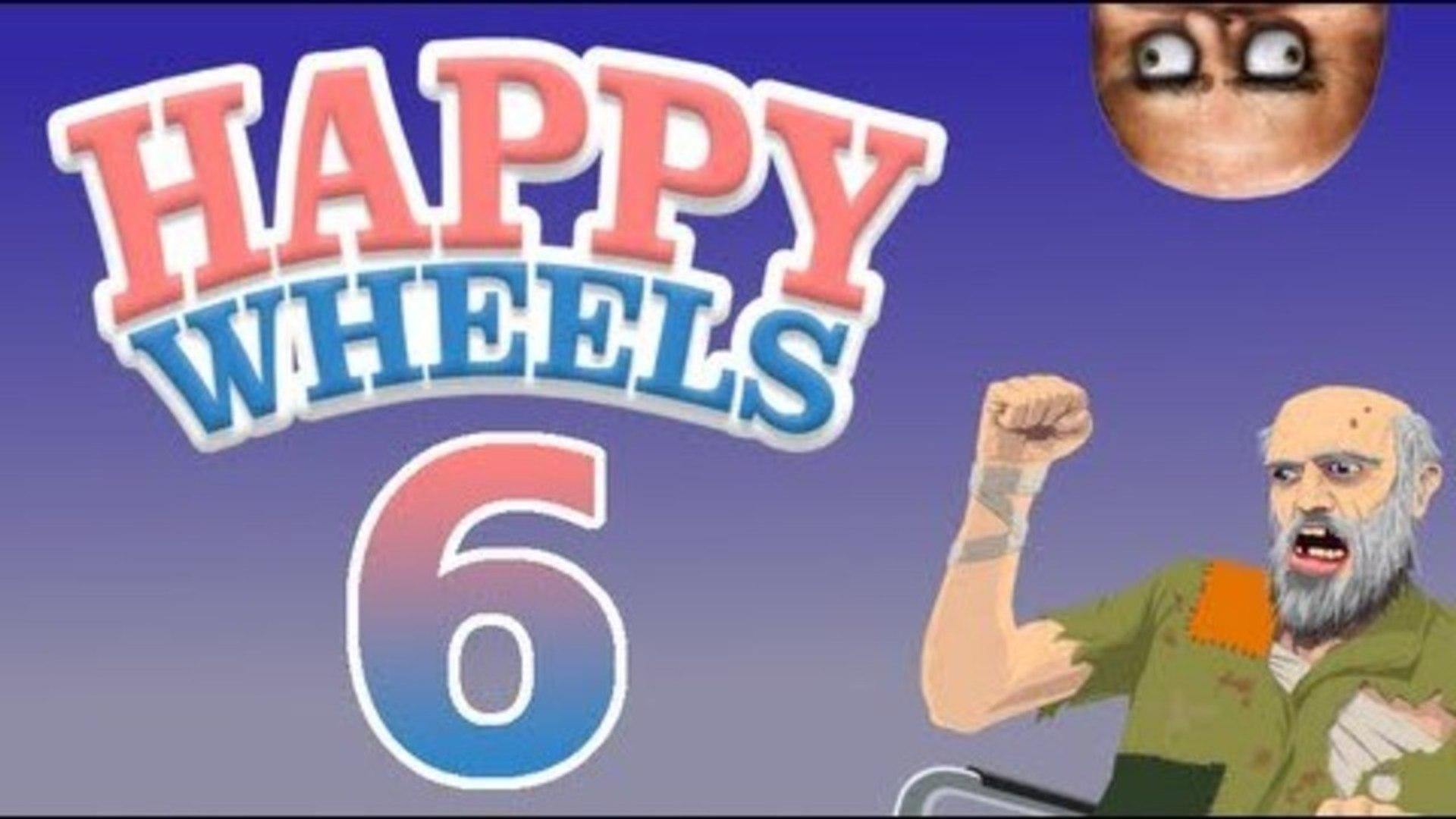 SO MUCH BLOOD - happy wheels w/sam ep.5