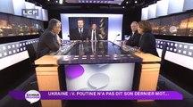 Ça Vous Regarde - Le débat : Ukraine: Vladimir Poutine n'a pas dit son dernier mot