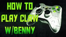 "How To Play ""Claw"" On Xbox 360 and Ps3 Tutorial 