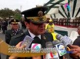 En Trujillo, continúan las investigaciones por el asesinato al Director del Penal El Milagro, Jorge Izquierdo Quijano.