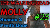 THE WALKING DEAD: SEASON 2 Predictions [Molly]