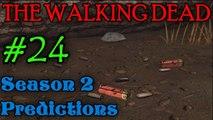THE WALKING DEAD: SEASON 2 Predictions [The Shotgun Shells]