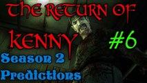 THE WALKING DEAD: SEASON 2 Predictions [Kenny]