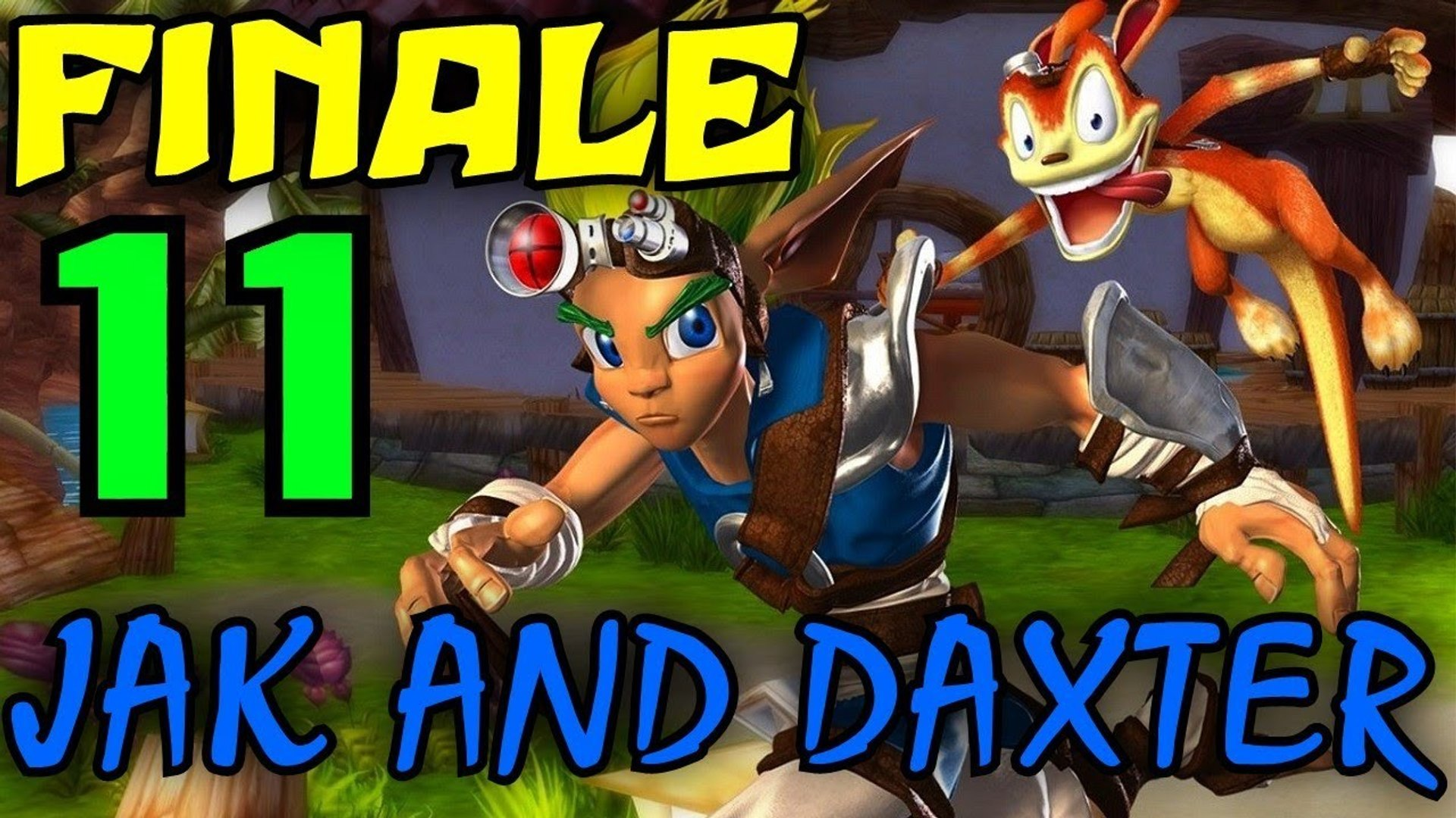Jak And Daxter The Precursor Legacy Finale Part 11 White Eco