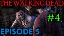 THE WALKING DEAD: EPISODE 5 (Let's Play: Part 4) [Campman and Clem's Parents]