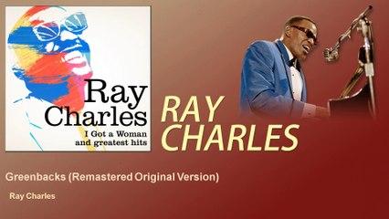 Ray Charles - Greenbacks