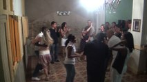 WWW.DANSACUBA.COM Demo GROUPE AVANCE 2 fete de fin de stage stage fevrier 2014