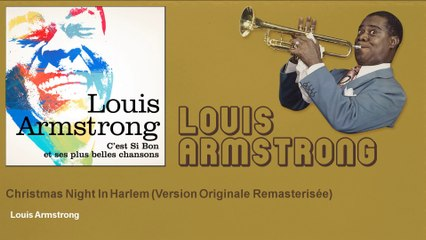 Louis Armstrong - Christmas Night In Harlem