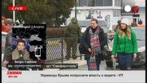 Euronews, testigo directo de la situación en el aeropuerto de Simferópol