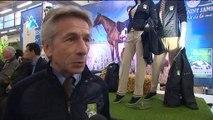 Les tricots Saint James habillent les Jeux Equestres Mondiaux