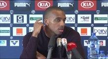 Maurice-Belay en conférence de presse