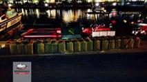 Una tonnellata di hashish su gommone diretto a Civitavecchia, inseguiti scafisti in mare. 6 arresti