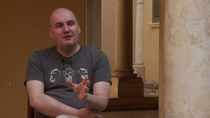 John Mark Ainsley   interview about Handel: Tamerlano