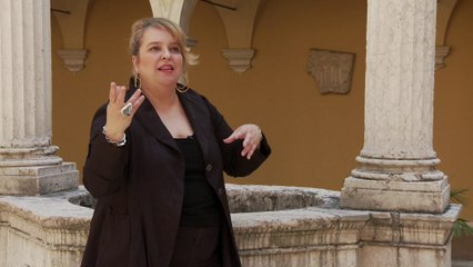 Karina Gauvin   interview about Handel: Tamerlano