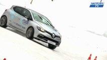 Renault Sport : première Journée Passion sur glace à Flaine