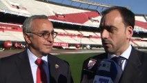 El fútbol argentino es de Madrid 2020