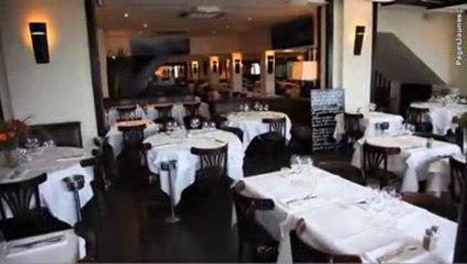 Restaurant Arcachon - Le Café de la Plage - Restaurant Chez Pierre - Bassin Arcachon Bord de mer -