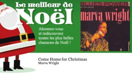 Marva Wright - Come Home for Christmas