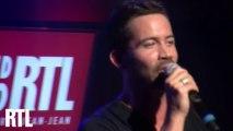 Emmanuel Moire - Ne s'aimer que la nuit en live dans le Grand Studio RTL