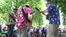 Fête de la musique 2011 aux jardins du palais Royal