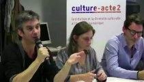 Mission culture-acte2 | audition de l''ARP - société civile des Auteurs, Réalisateurs, Producteur