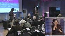 Colloque international Culture & développement durable 2012 : Visions et réflexions globales