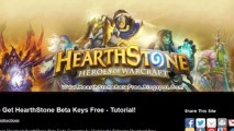 How to Get Hearthstone Beta Beta Keys Free