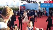 Premier tapis rouge à Deauville - Premier tapis rouge à Deauville