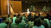 Prière de consécration à Jésus par Marie (retraite lycéens 2013 - Tressaint)