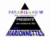 Les marionnettes de Paradiland - Scène 1 - Les personnages