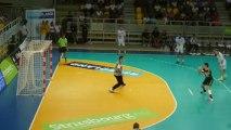 Eurotournoi 2013 / Veszprém - Chambéry / Pénalty Paty / Handball