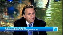 THE INTERVIEW - Albert Gérard Koenders, Head of the United Nations Mission in Mali (Minusma)