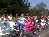Tour Poitou-Charentes 2013 - Etape 3 - Charroux-Civray - 109km