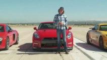 Course de voiture de sport de malade : Worlds Greatest Drag Race 3!