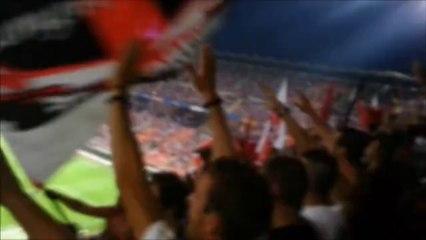 Milan - PSV 28.avgust 2013 CURVA SUD by: AC Milan SI