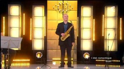 Le saxophone, l'instrument rare de la boîte à musique
