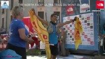2013 UltratrailTV - Arrivée de Xavier Thevenard, vainqueur UTMB 2013