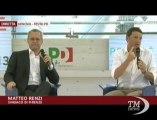 Renzi: disponibile a guidare il Partito democratico - VideoDoc. Il sindaco di Firenze da Genova: serve partito che vince