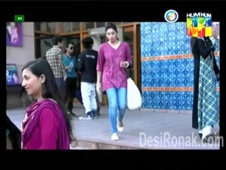 Rishtay Kuch Adhoray Se - Episode 3 - September 1, 2013 - Part 2