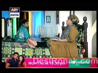 Quddusi Sahab Ki Bewah - Episode 110 - September 1, 2013 - Part 3