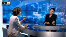 BFM Politique: l'interview de Marisol Tourraine par Apolline de Malherbes - 01/09