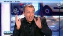 Morandini : Télé, people, buzz sur NRJ 12 / Jean-Marc Morandini tacle une nouvelle fois Carole Rouseau sur NRJ 12 !