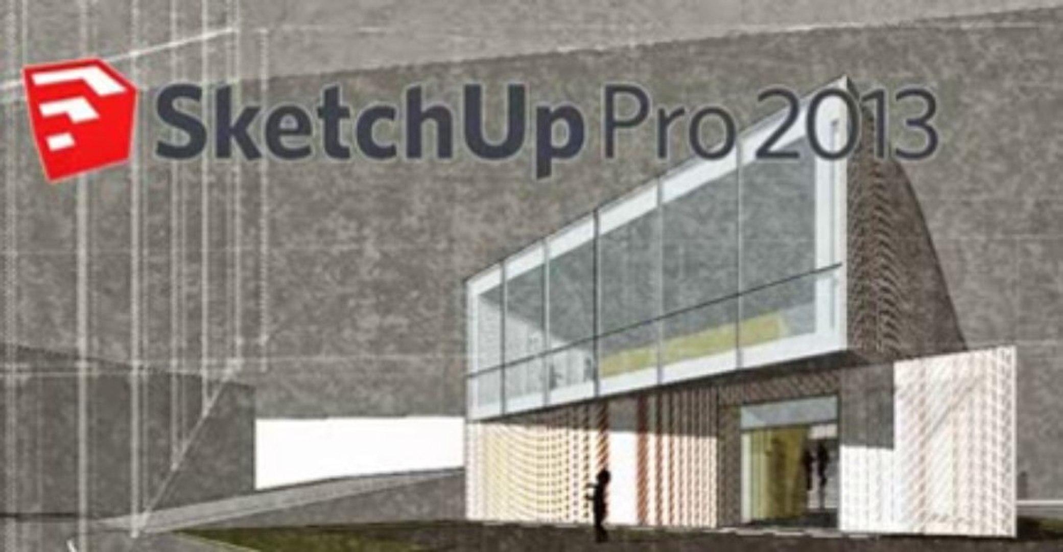 Sketchup Pro 2013 + Crack