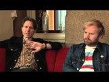 Franz Ferdinand interview - Alex and Robert (part 3)