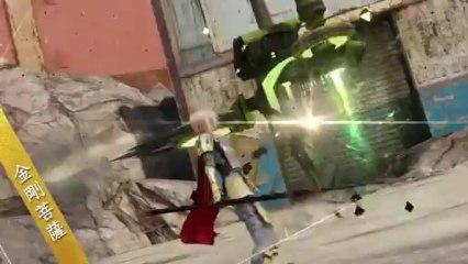 Sohei Savior de Lightning Returns: Final Fantasy XIII