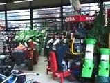 vente entretien de matériels d'espace vert dans les yvelines