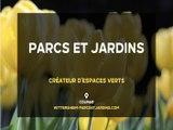 Parcs et Jardins, créateur d'espaces verts à Colmar.