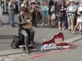 Braderie de Lille 2013, instant magique (Tom Ward)