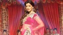 Vikram Phadnis Bridal Collection Fashion Show   Mugdha Godse, Aditi Gowitrikar